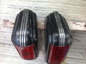 1939 1940 Buick Oem Tailights R L Siglo Guide