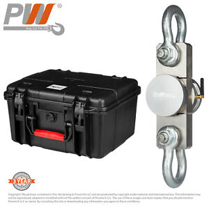 Prowinch In Line Crane Scale 5 Ton Heavy Duty Ip68 Water And Shockproof