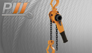 Prowinch 1 2 Ton Lever Hoist 10 Ft G100 Chain