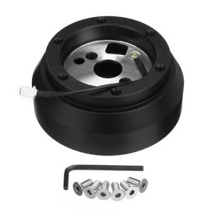 Steering Wheel Quick Release Adapter Hub For Chevrolet Dodge Gm Buick Chevy