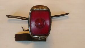 Vintage 1930 S Ford Chevy Dodge Tail Light Stopray Stimsonite Taillight License