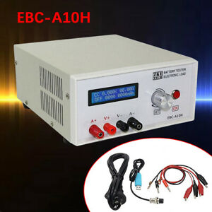 Battery Charging Discharge Tester Electronic Load Testing Power Performance Test