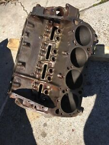 440 Mopar Bare Block 010 Bore Size Chrysler Dodge Plymouth Rb Engine Block 1970