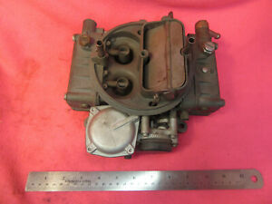 1965 1966 Shelby Mustang 289 Holley Carburetor 522 Date D0pf 9510 U 4bc