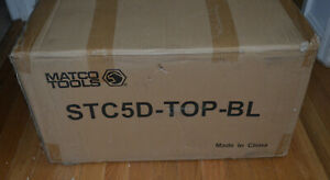 Matco Tools Sliding Top Set Blue Stc5d Top Bl 2 Pieces New In Box