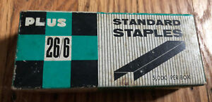 Weird Vintage Mini Staples From Japan