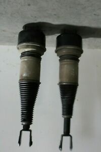 Jaguar Xj8 04 07 Front Strut Air Shocks Oem