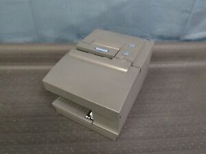 Ibm 4610 2cr Receipt Pos Printer W Check Scan