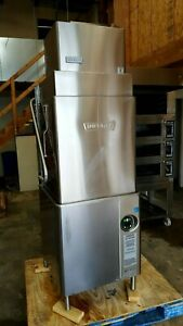 Hobart Hi temp Ventless Commercial Tall Dishwasher Am15vlt Pan Washer