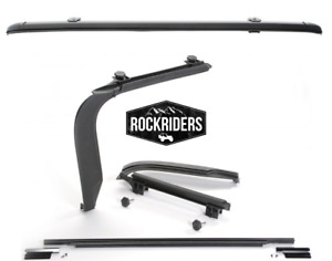 Frameless Bowless Soft Top Hardware Install Kit 1997 2006 Jeep Wrangler Tj Lj