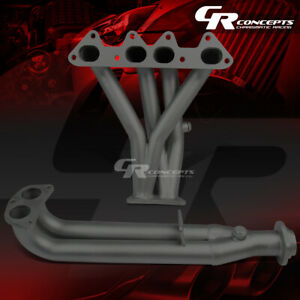 94 97 Accord F22 4 Cyl Stainless Black Coated Exhaust Header 1 75 Inlet Gasket