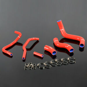 6pcs Silicone Radiator Hoses Tubes Kit For 2013 Scion Frs Toyota Gt86 Subaru Brz