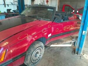 1983 1984 Ford Mustang 5 Speed Manual Transmission 10173918