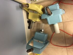 3 Dental Xray Heads W Arm Extension And Control Box From Working Office