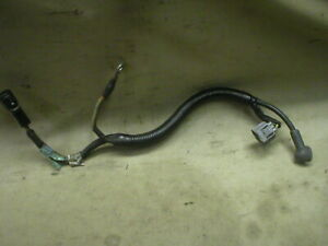 Mustang Alternator Harness Charge Wiring Plug Connectors 3 8 01 04 01 02 03 Oii