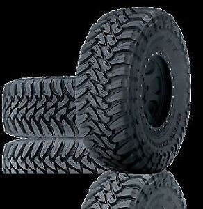 1 New 33x12 50r20 Toyo Open Country M t Mud Tires Lt 33 12 50 20 10 Ply R20