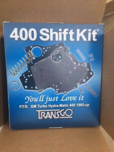 Transmission Shift Kit Transgo Th 400 1965 Up Sk400 New