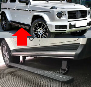 For Mercedes Benz G Class W463a W464 Electric Side Step Running Boards 2018