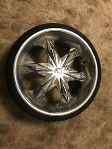 Used 20 Inch Rims And Tires