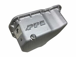 Ppe 2011 2017 Duramax Engine Oil Pan Chevy Gmc Made In U s a Flat Bottom