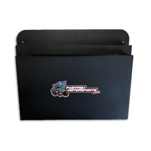Aluminum Trailer Wall Mount Racing Jack Storage Bin Race Jack Lift
