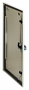 Schneider Electric Nsys3dc8620 Enclosure Wall Mount Steel Grey