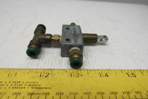 Mead Pneumatic Roller Limit Switch