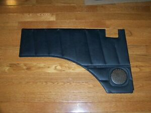 Geo Tracker Suzuki Sidekick Two Door lh Driver Side Rear Interior Panel