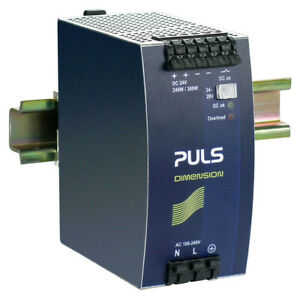 Qs10 dnet Puls 24v 8a Devicenet Power Supply