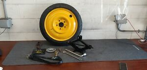06 10 2006 Mazda 5 Spare Tire Wheel W Jack Kit Tow Hook Oem Tools