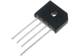 Qty250 Kbu4j Diode Bridge Rectifier Modules 600v 4a 250x