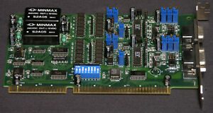 Adlink Nudaq Acl 6128 Isolated 2 ch Analog Output Card