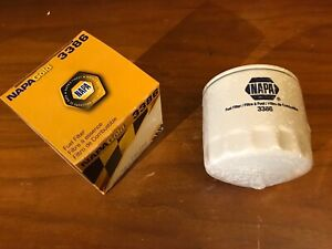 New Napa Gold 3386 Fuel Filter Free Shipping