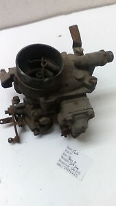 Mercedes W121 Carburetor 0000719301 Ponton 180 190
