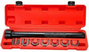 New Universal Inner Tie Rod End Installer Remover Tool Kit Adjustable For Cars
