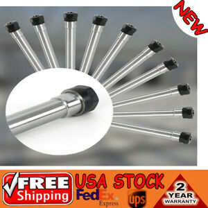 10x Er16 Straight Shank W collet Chuck Holder Cnc Milling Lathe Free Shipping Us