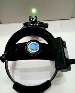 Indirect Binocular Led Ophthalmoscope With 20 D Lens Optical New Export Quality