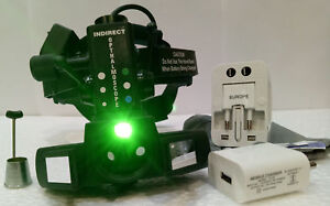 Latest Indirect Ophthalmoscope Binocular Led 20 D Aspheric Lens Wireless Dr Jack
