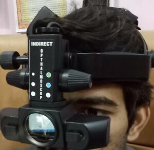 Binocular Indirect Ophthalmoscope 20d Lens Free Shipping A