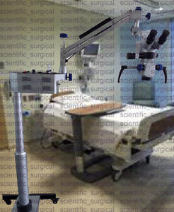 Led Surgical Operating Microscope Surgical Equipment