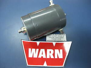 Warn 87213 68524 New Replacement 12 Volt Electric Winch Motor 1700 3700 4700