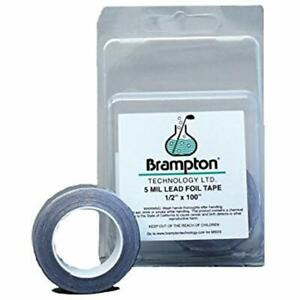 Brampton Lead Tape For Golf Clubs - Applied The Clubhead Adjust Swing Weight X