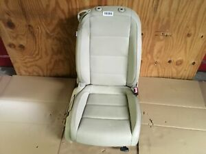 2008 Volkswagen Eos Convertible Front Right Passenger Seat W Regulation Oem