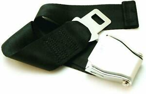 2 Pack Faa Approved Airplane Seat Belt Extender Fits All Airlines Type A B