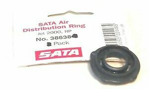 Sata Air Distribution Ring Jet 2000 3000 Rp Hvlp Spray Gun Black Plastic