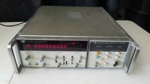Hp Agilent 5345a Electronic Counter W 5355a Auto Frequency Converter Whb