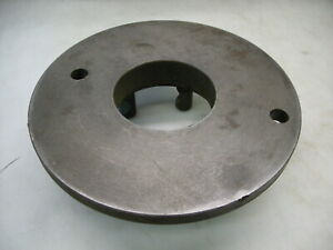 Lathe Dog Driver Chuck Mounting Plate D1 8 Mount