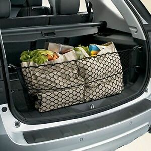 Envelope Style Trunk Cargo Net Organizer For Chevy Equinox 2010 2017 Brand New
