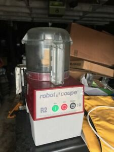 Robot Coupe R2 Food Processor For Parts Or Repair Send Best Offer