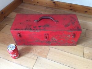 Vintage Snap On Kra24a Toolbox And Tote Tray 1984 Original Not Copy